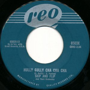 Skip And Flip - Hully Gully Cha Cha Cha 45 Reo).jpg