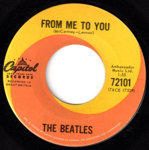 Beatles - From Me To You 45 (Capitol Canada).jpg