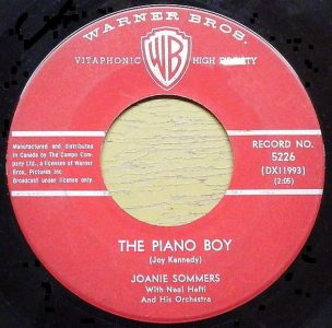 Joanie Sommers - The Piano Boy 45 (WB Canada).jpg