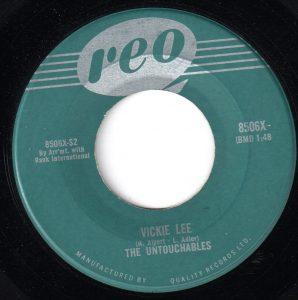 Untouchables - Vickie Lee 45 (Reo).jpg