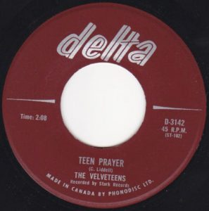 Velveteens - Teen Prayer 45 (Delta)1.JPG