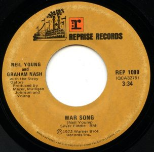 Neil Young & Graham Nash - War Song 45 (Reprise Canada).JPG