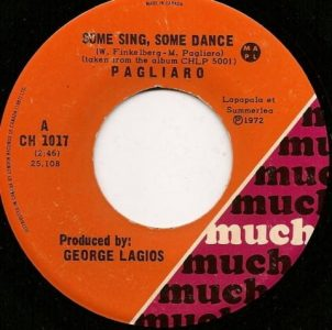 Pagliaro - Some Sing, Some Dance 45 (Much)1.jpg