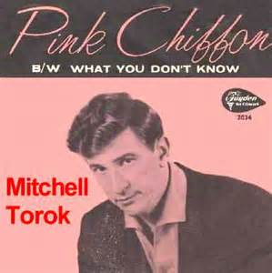 Pink Chiffon by Mitchell Torok