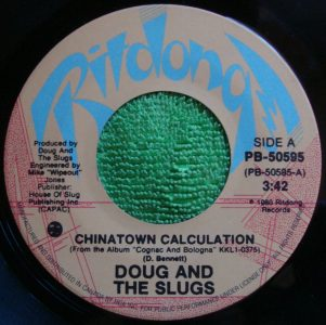Chinatown Calculation by Doug & The Slugs