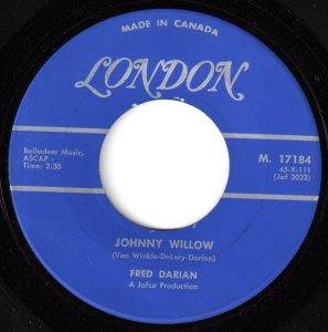 Johnny Willow by Fred Darian