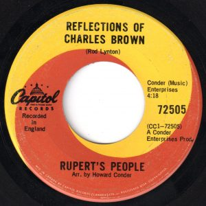 Reflections of Charles Brown by Rupert's People