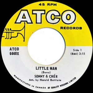 Little Man by Sonny & Cher
