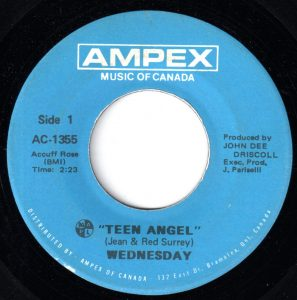 Teen Angel by Wednesday