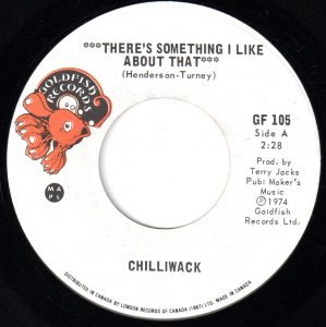 There's Something I Like About That by Chilliwack
