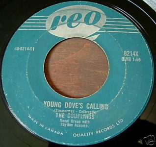 Young Dove's Calling by The Couplings