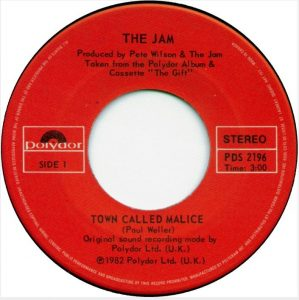 Town Called Malice by The Jam