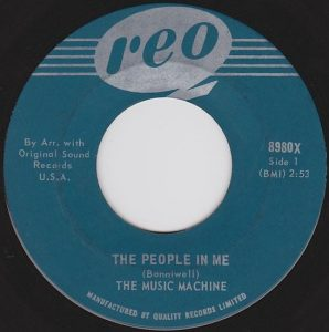 The People In Me by Music Machine