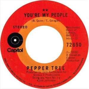 You're My People by Pepper Tree