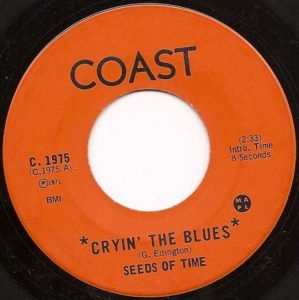 Cryin' The Blues by The Seeds of Time