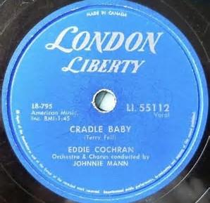 Cradle Baby by Eddie Cochran