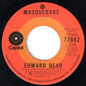 Masquerade by Edward Bear