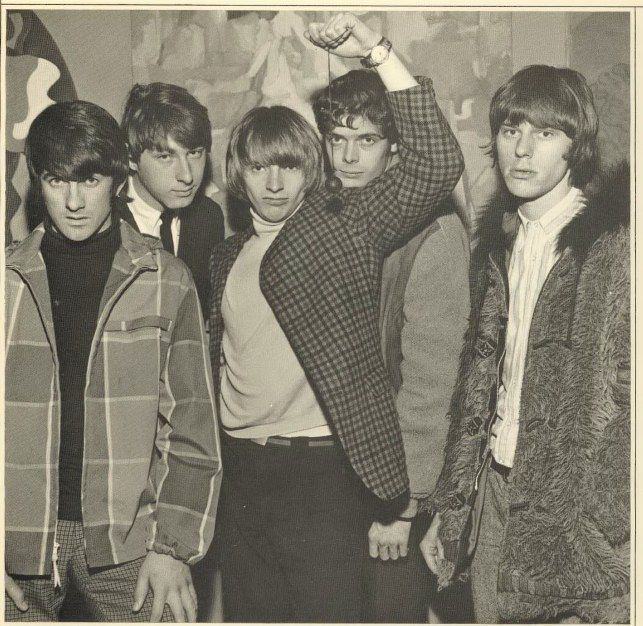 Happenings Ten Years Time Ago by The Yardbirds