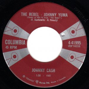 The Rebel - Johnny Yuma by Johnny Cash
