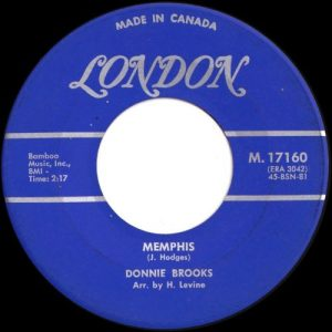 Memphis by Donnie Brooks