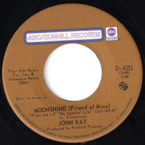 Moonshine by John Kay