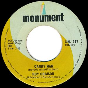 Candy Man by Roy Orbison
