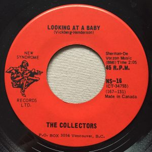 Looking At A Baby by The Collectors