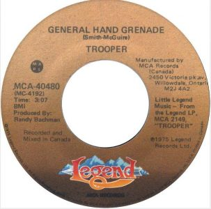 General Hand Grenade by Trooper