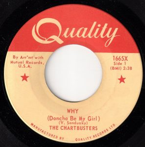 Why by The Chartbusters