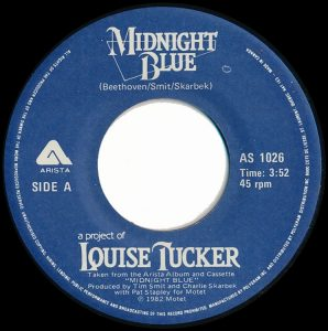 Midnight Blue by Louise Tucker