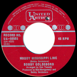 Muddy Mississippi by Bobby Goldsboro