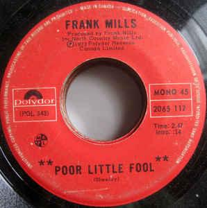 Poor Little Fool by Frank Mills