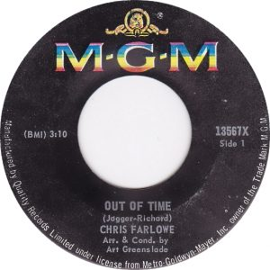 Out Of Time by Chris Farlowe