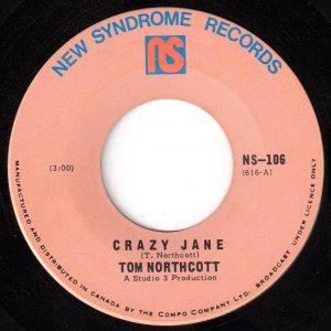 Crazy Jane by Tom Northcott