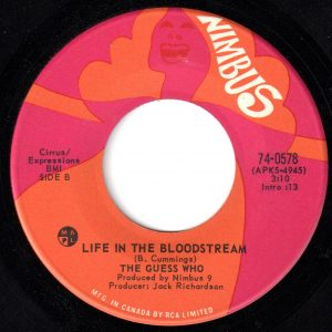 Life In The Bloodstream by The Guess Who