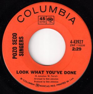 Look What You've Done by The Pozo Seco Singers