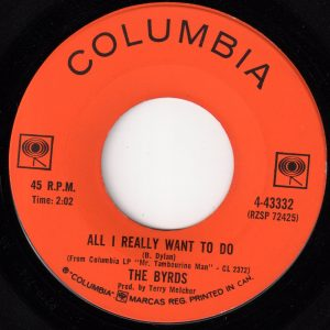 All I Really Want To Do by The Byrds
