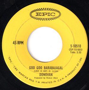 Barabajagal by Donovan