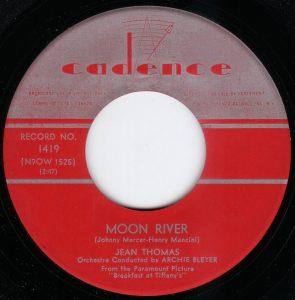 Moon River by Jean Thomas