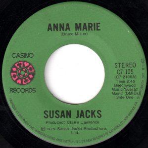 Anna Marie by Susan Jacks