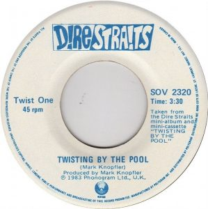Twisting By The Pool by Dire Straits