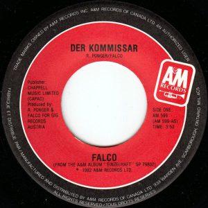 Der Kommissar by Falco