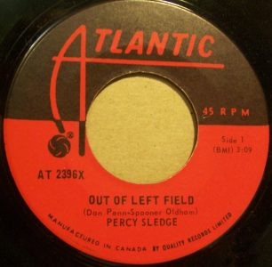 Out Of Left Field by Percy Sledge