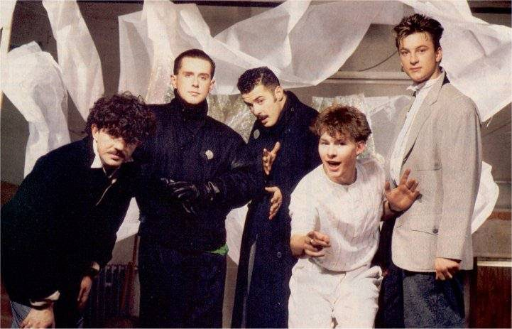 Power Of Love by Frankie Goes To Hollywood