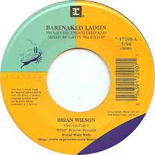 Brian Wilson by Barenaked Ladies