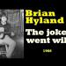 The Joker Went Wild by Brian Hyland