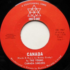 Canada by The Young Canada Singers